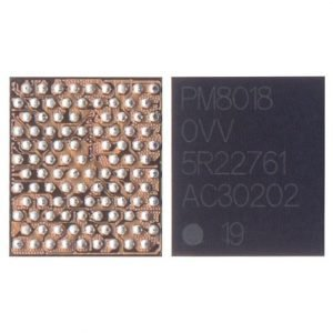 PM8018 circuit alimentation iPhone 5